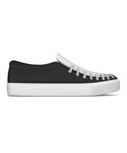 MYSWEAR   Conduit Slip-On Sneakers 43 Calf Leather/Nappa Leather/Rubber