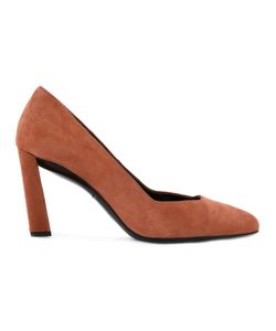 Robert Clergerie | Quoli Pumps 36 Goat Skin/Suede