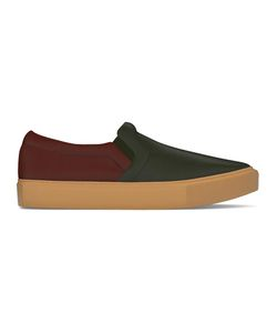 MYSWEAR | Maddox Slip-On Sneakers 41 Calf Leather/Nappa Leather/Rubber