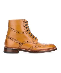 OLIVER SWEENEY | Wren Brogue Boots 7 Leather