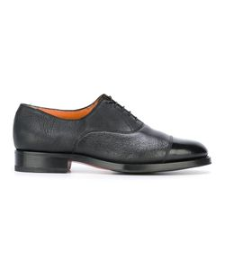 Santoni | Goodyear Sole Oxford Shoes 42 Leather/Rubber