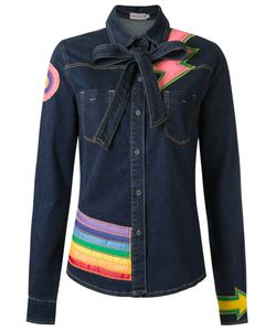 Isabela Capeto | Patchwork Jacket 40 Cotton