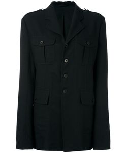 Haider Ackermann | -Pocket Blazer 38 Cotton/Rayon/Virgin Wool