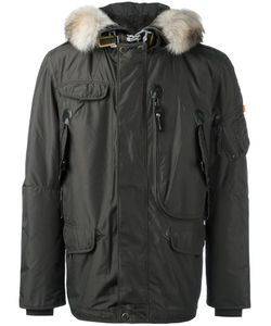 Parajumpers | Masterpiece Coat Large Feather Down/Acrylic/Polyester/Coyote Fur