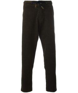 Bleu De Paname | Regular Trousers 36 Cotton