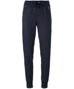 Moncler | Slim Fit Track Pants 42 Polyamide/Virgin Wool