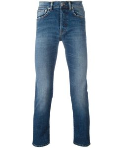 Edwin | Stonewash Effect Slim Fit Jeans 29 Cotton/Recycled