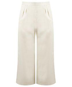 ANDREA MARQUES | Linen Culottes 38 Linen/Flax