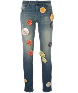 Each X Other | Pin Buttons Embellished Jeans 28