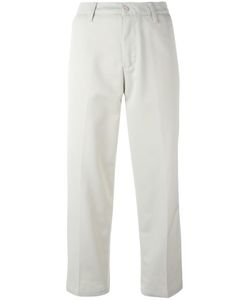 Carhartt | Cropped Trousers 27 Cotton/Polyester