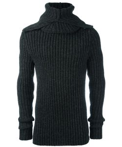 A NEW CROSS | High Roll Neck Jumper Medium
