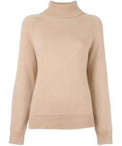 Alberto Biani | Roll Neck Jumper Large Polyamide/Viscose/Cashmere/Wool