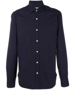 Barba | Classic Button Down Shirt 41 Cotton