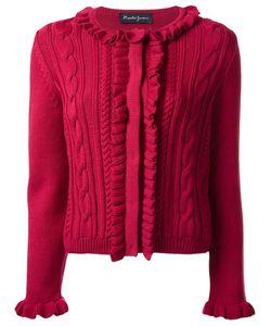 ROSSELLA JARDINI | Ruffled Jumper 46 Wool