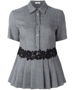 P.A.R.O.S.H.   Leena Shirt Medium Acrylic/Wool/Virgin Wool