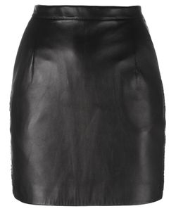 Magda Butrym | Provo Total Leather Skirt Xs Sheep