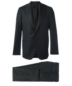 Caruso | Jacquard Dinner Suit 54 Viscose/Wool