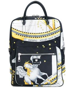 Versace | Horoscope Backpack Leather/Nylon