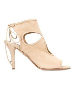 Aquazzura | Sexy Thing Sandals 39 Suede
