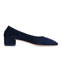 Maryam Nassir Zadeh | Roberta Suede Pumps 41.5 Leather/Suede/Rubber