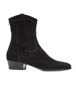 Louis Leeman | Texas Ankle Boots 43 Calf Suede