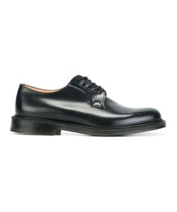 Church'S | Shannon Derby Shoes 7.5 Calf Leather/Leather/Rubber