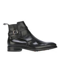 B-Store | B Store Max Boots 42 Calf Leather/Leather/Rubber