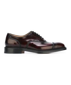 Church'S   Ongar Derby Shoes 8.5 Calf Leather/Leather