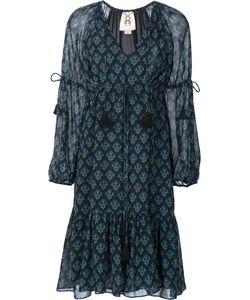 FIGUE | Nicola Dress Large Silk/Viscose