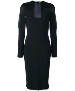 Paco Rabanne | Tube Contrast Panel Dress 40 Polyamide/Spandex/Elastane