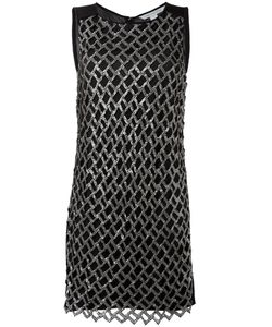 Diane Von Furstenberg | Detailing A-Line Dress Medium