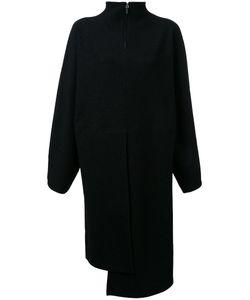 Nehera | Zip Up Oversize Jersey Dress 36 Polyamide/Wool