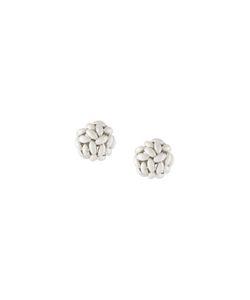 Bea Bongiasca | Double Rice Ball Earrings