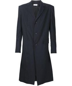 Icosae | Striped Coat Medium Cotton/Spandex/Elastane/Viscose
