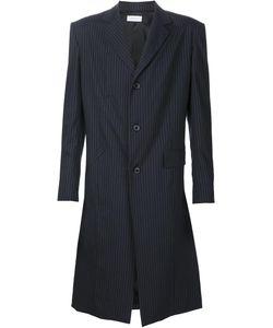 Icosae | Striped Coat Medium Cotton/Spandex/Elastane/Viscose