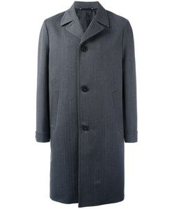 Paul Smith | Welt Pockets Coat Medium Cupro/Wool