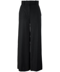 VILSHENKO | Heidi Straight Trousers 10 Polyamide/Triacetate/Wool