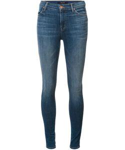 J Brand | High Rise Skinny Jeans 25 Cotton/Polyester/Spandex/Elastane