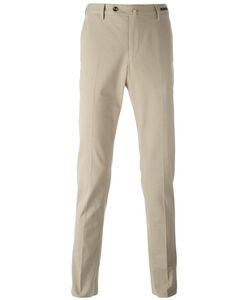 Pt01 | Skinny Trousers 50 Cotton/Spandex/Elastane/Virgin Wool