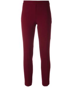 P.A.R.O.S.H. | Slim-Fit Trousers Large Spandex/Elastane/Wool/Polyimide