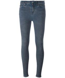 Iro | High Rise Skinny Jeans 26 Cotton/Elastodiene/Spandex/Elastane