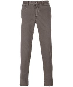 Pt01   Slim-Fit Trousers 48 Cotton/Spandex/Elastane