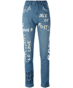 Each X Other | Painted Straight Leg Jeans 27