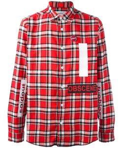 SOLD OUT FRVR | Sid Shirt Xl Cotton/Polyester/Other Fibers