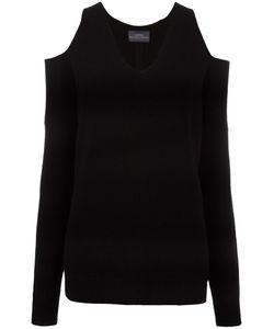LOMA | Aurea Keyhole Detail Jumper Medium Cashmere/Wool