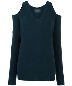 LOMA | Aurea Keyhole Detail Jumper Small Cashmere/Wool