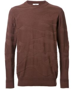 Hbns | Camouflage Texture Sweatshirt Medium Cotton
