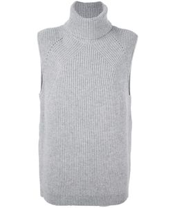 LOMA | Thora Sleeveless Roll Neck Jumper Xs/S Cashmere/Wool