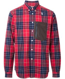 Hbns | Camoprint Shirt Xl Cotton