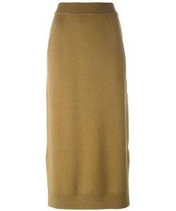 ENFÖLD | Enföld High Rise Maxi Skirt 38 Wool